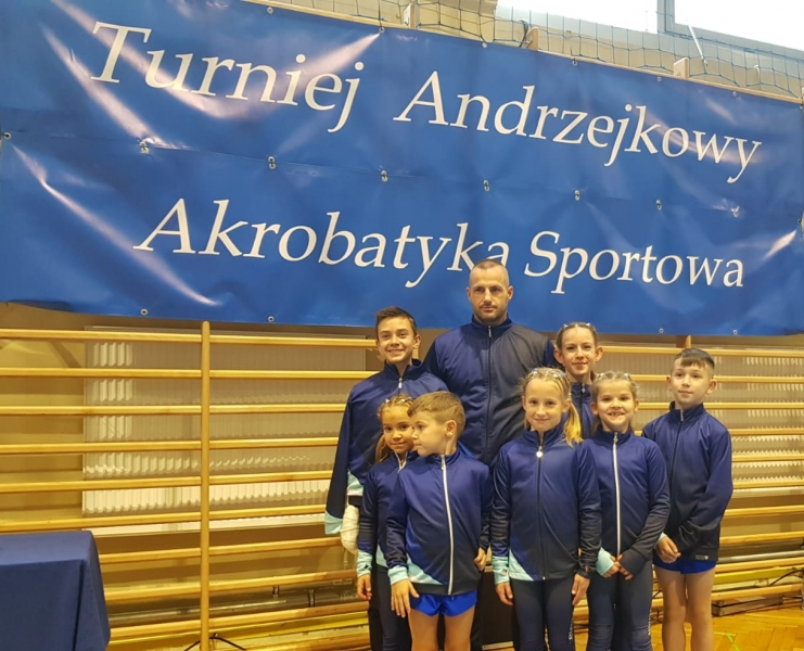 WTG Poznań Tumbling Team