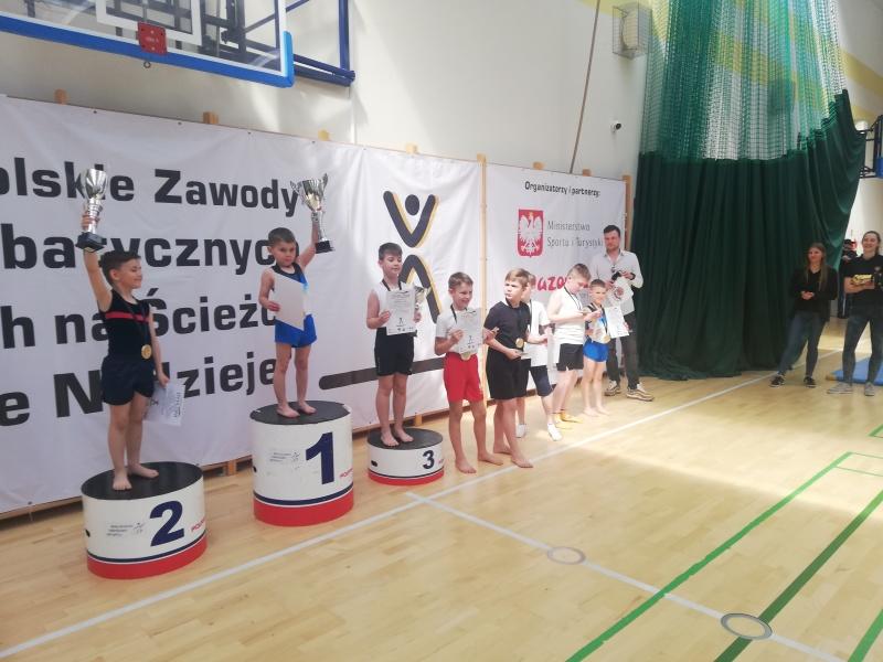 Kacper Kuźniarek- I miejsce Turniej Ogólnopolski 2019
